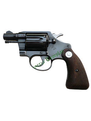 Colt mod. Detective Special (I° tipo)