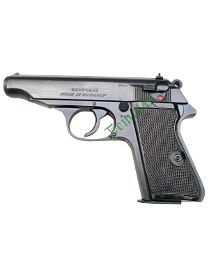 Walther mod. 1001-0 PP Est Germany