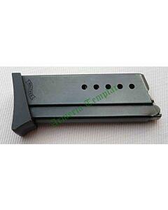 Serbatoio da 6 cartucce per pistola Walther mod. TPH  - calibro 22 L.R.
